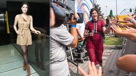 Zpěvačka Celeste Buckingham: Shodila 16 kilo! Skoro bez cvičení