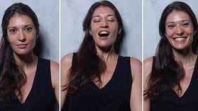 Jak vypadá orgasmus: Fotograf zachytil, jak se ženy změní po vyvrcholení