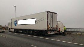 Hazard tureckého kamioňáka: Za volantem byl 49 hodin, náklaďák mu v Praze zabavili