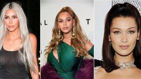 Trendy barvy vlasů na podzim  Inspirujte se Beyoncé c186f0a508