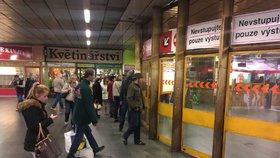 Dopravní podnik opraví stanici metra Opatov. Vznikne nová kaskáda výtahů