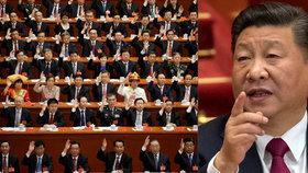 Si Ťin-pching je nejmocnější vládce od dob Mao Ce-tunga. Čínský prezident upevnil moc