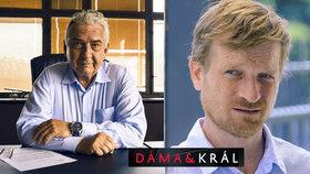 Hádky na natáčení seriálu Dáma a král! Donutil prý křičí na kolegy