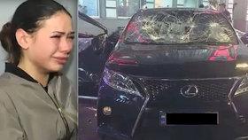 Opilá dcera oligarchy závodila v ulicích, zabila šest lidí. Soud jí potvrdil 10 let za mřížemi