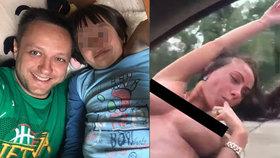 Polonahá se vykláněla z auta, zabila se o značku: Syna Natalie zachránil ze sirotčince Putinův admirál