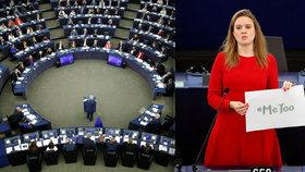 Sexuální obtěžovaní v Evropském parlamentu: Většina se bojí o místo, proto mlčí, tvrdí oběti