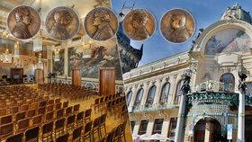 Československo vzniklo v Obecním domě: Muži 28. října tu tvořili dějiny