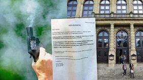 Výstřely v centru Prahy: Před Rudolfinem budou točit seriál