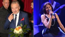 Poslední koncert Marty Kubišové v Praze: Máš erotický hlas, vzkazuje Gott