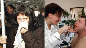 """Chřipka loni v Praze """"zabila"""" 29 lidí. Kdy letos udeří epidemie?"""