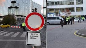 Hilton v obležení policistů: Do Prahy se sjíždí zástupci olympijských výborů z celého světa