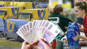 Čechům se nechce dělat rukama, vadí také směny. Obchody i pošta shánějí tisíce pracovníků