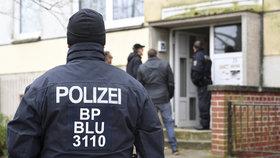 Syřan plánoval v Německu obří útok. Návod na sestrojení bomby hledal na internetu