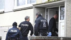 Razie v Berlíně: Policie hledá spojence islamisty, který zabil i Češku Naďu (†34)