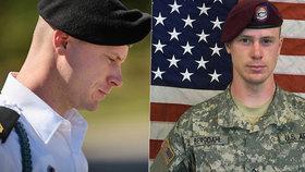4 roky v kleci, hnis a mučení: Vojáka USA chytil na útěku od jednotky Tálibán