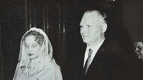 Juliána Lápková: Komunisti likvidovali její rodinu. Nakonec si jednoho z nich vzala!