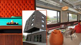 V Brně otevřeli moderní »ubytovnu« pro mladé talenty: DomeQ vyšel na 150 milionů