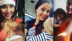 Zpověď maminky Sofie (29): Stále kojím pětiletou dceru, i když je manžel proti