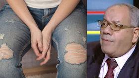 Žena v roztrhaných džínách si zaslouží znásilnit, je to mužská povinnost, šokoval egyptský právník