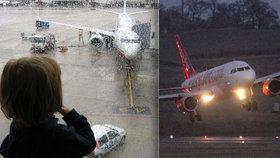 Holčička (7) utekla rodičům: Bez lístku se dostala do letadla mířícího na Korsiku!