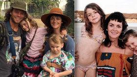 Rodina na cestě kolem světa se ztratila v Brazílii: Jejich loď unesli piráti!
