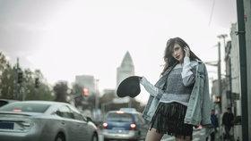 Jak nosit sukně na podzim  Inspirujte se a budete nepřehlédnutelná! ccc12225b5