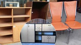Brno shromažďuje nábytek pro chudé: Lidem ho rozdává zdarma, ale kontroluje, zda se s ním nekšeftuje