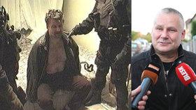 Šéf URNA prozradil tajemství dopadení Kajínka: Pomočí se nebo pokálí většina. On bojoval do poslední chvíle