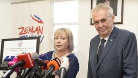 Prezident Miloš Zeman: Pobouřil kun*ou, nad nohy vyzdvihl mozek