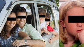 Rodiče zapomněli dceru na benzince, hodiny si toho nevšimli!
