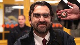 Černého pasažéra prozradí mimika a gesta, říká Pavel Kurka. Revizorem je už 25 let