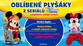 Mickey Mouse Blesk Cz