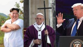 Papež se obává atomové války. Byla by to katastrofa pro lidstvo, varoval USA a KLDR