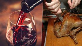 Svatý Martin navštíví Vinohrady. V neděli s sebou přiveze víno i husí pečínky