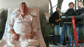 Muzikant Michala Davida a Standy Hložka: Zmlátili ho na moravské svatbě!