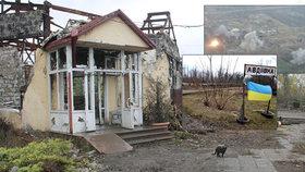 Zapomenutá válka na Ukrajině: V Doněcku se stále střílí, svět řeší ISIS