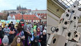 Oslava svobody, pouliční divadlo i pyramida z praček: Užijte si týden v Praze bez peněz!