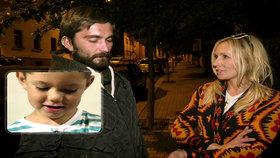 Zoufalý Julián z Mise nový domov: Sjetá matka jeho syna jen kvílí. Co na to Pergnerová?