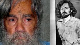 Masový vrah Charles Manson (83): Umírá na smrtelné posteli