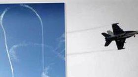 Američtí letci nakreslili na obloze obří penis! Pobouřená matka žádá vysvětlení