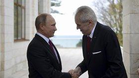 Historik, za kterého se přimluvil Zeman u Putina, je doma. Díky výměně zajatců