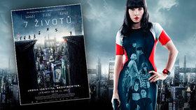 7 životů: Sedm sester, sedminásobná akce, sedmkrát Noomi Rapace v napínavé sci-fi norského režiséra