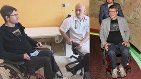 Špatné zprávy pro ochrnutého Jančaříka: Prognóza lékařů není růžová