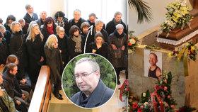Životní partner Jaroslava Šmída (†47): Na pohřbu stál stranou od rodiny
