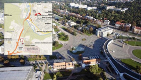 Megaprojekt za půl miliardy: Brno chce postavit lanovku z Pisárek do Bohunic