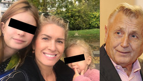 Olga Menzelová: První slova po operaci mozku manžela!