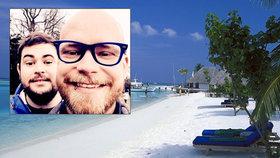 Přeživší pádu letadla na Maledivách: Kapitán opustil pasažéry a odplaval, vesty byly prošlé