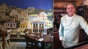Do ČSSR přijel zažít socialistický sen: Restauratér Ioannis opustil Řecko v 17 letech, nakonec na Václaváku demonstroval