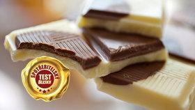 Spotřebitelský test Blesku: Pozor! Drahá čokoláda na vaření nemusí být pravá!