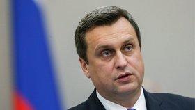 Šéf slovenské Sněmovny neodsoudil ruskou anexi Krymu: Rezervovaně se staví i k sankcím pro Rusko